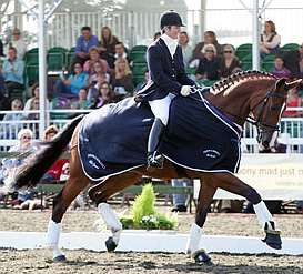 HAVE YOU QUALIFIED FOR THE INDOOR DRESSAGE CHAMPIONSHIP
